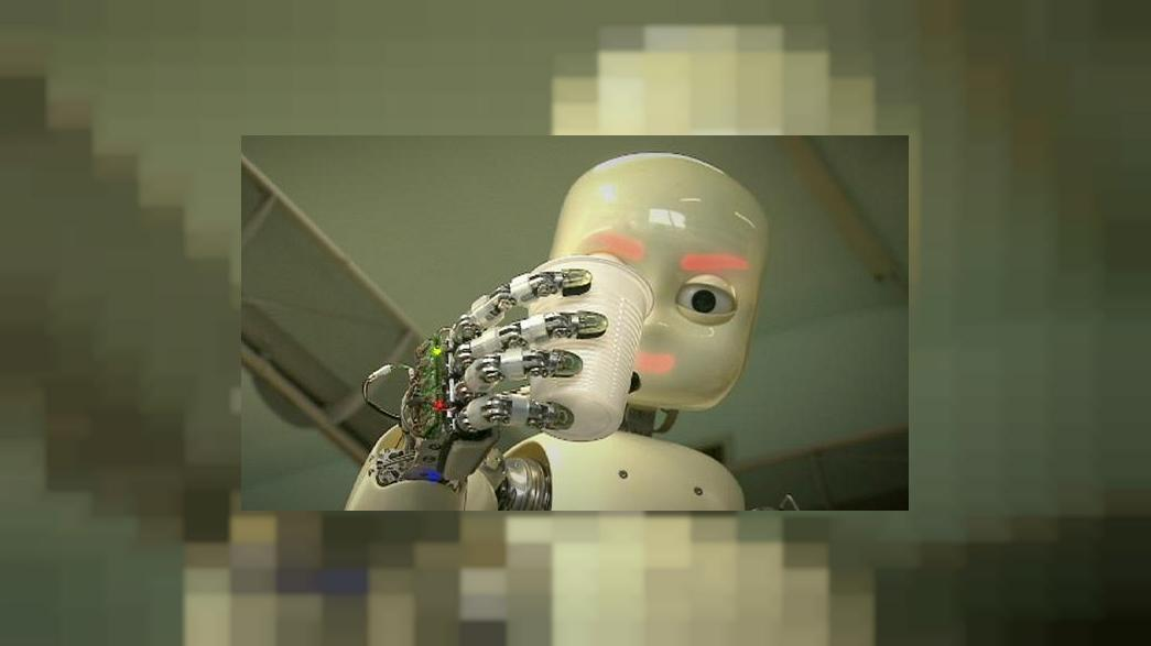 Robots with a human touch