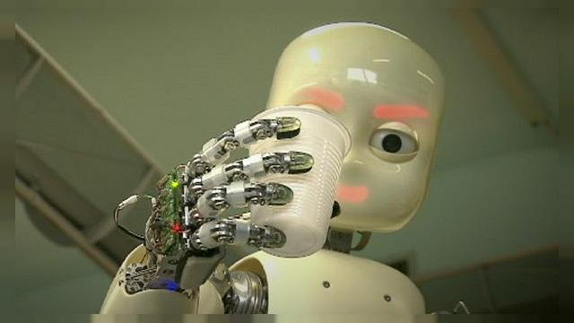 Futuris: Em contacto com os robots
