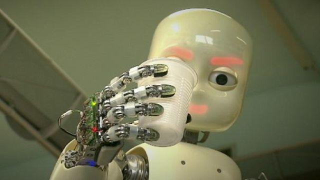Robotlarla irtibatta olalım