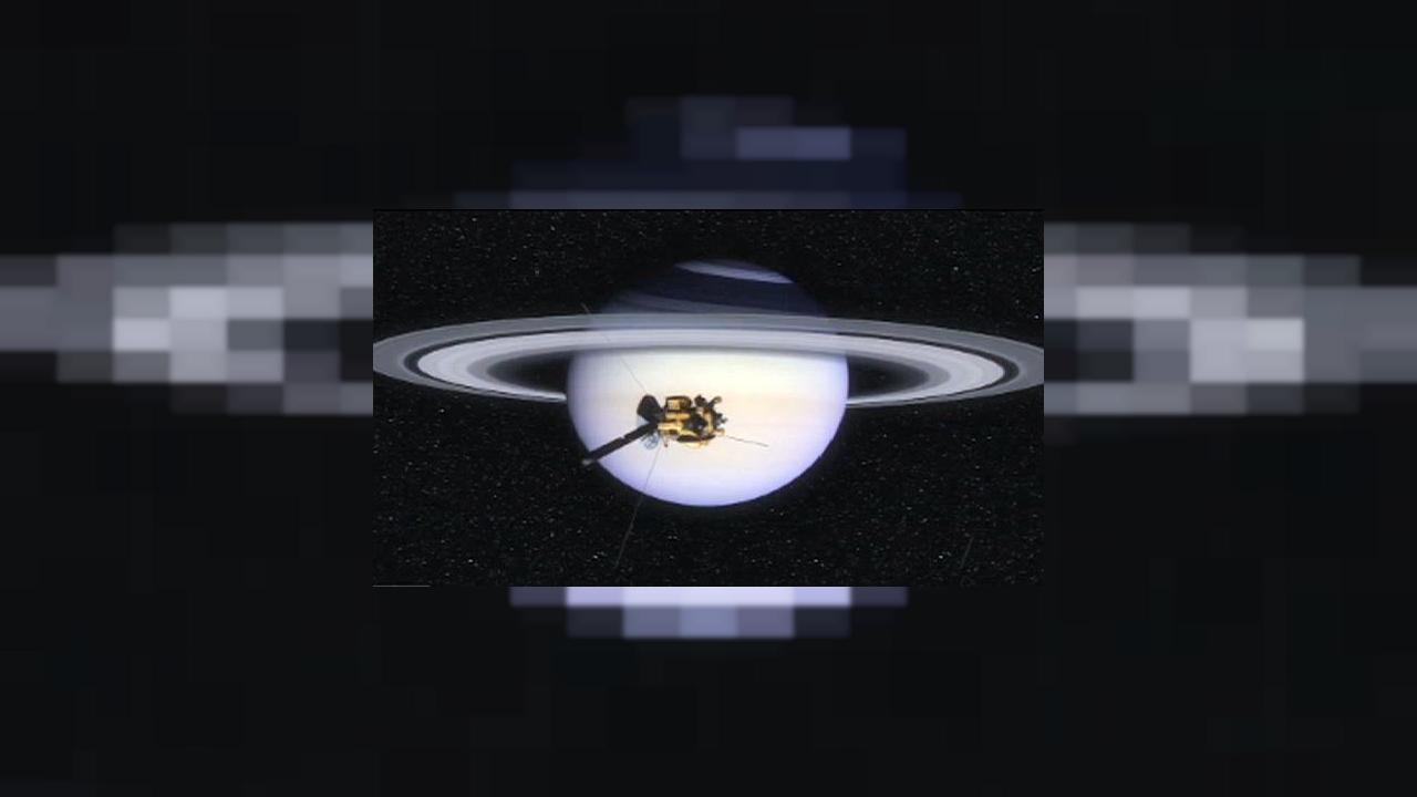 Saturn probe could tell us more about life on Earth