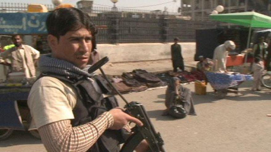 O trabalho da NATO no Afeganistão