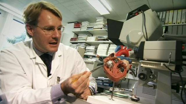 Baby's new heart valve