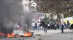 Riots in Algiers over housing policy