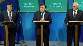 Irlanda presenta su plan de choque.