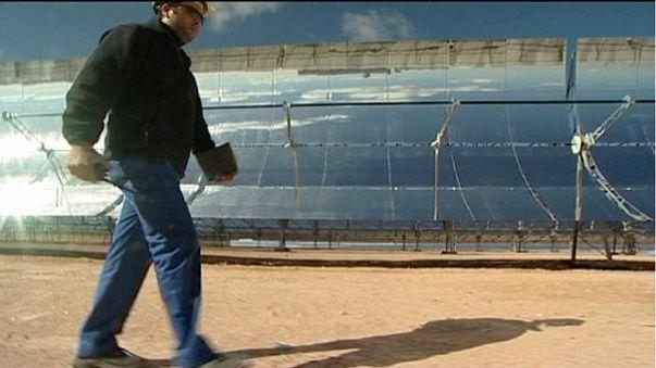 O desafio solar marroquino