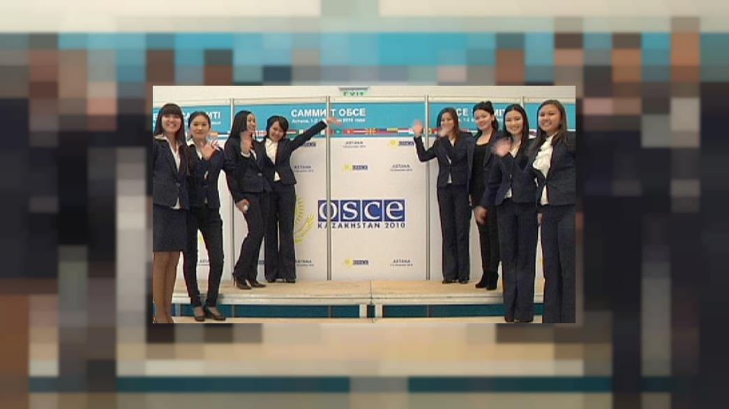 Ad Astana, in Kazakhstan, il summit dell'Osce