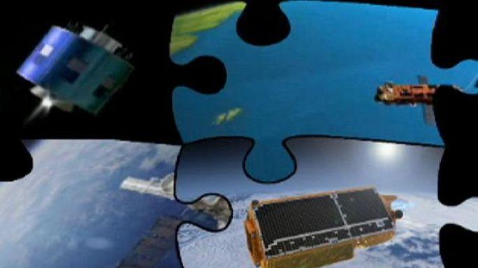 Los satélites ayudan a combatir el cambio climático
