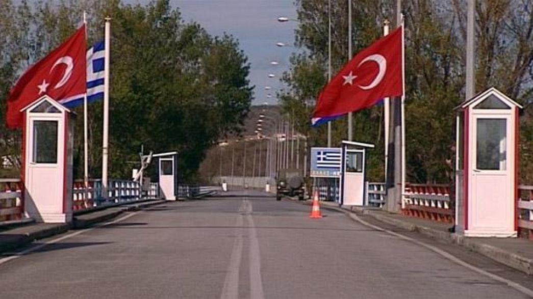 Турция на охране границ Евросоюза