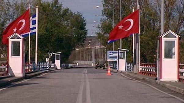 مهاجرین غیرقانونی در ترکیه