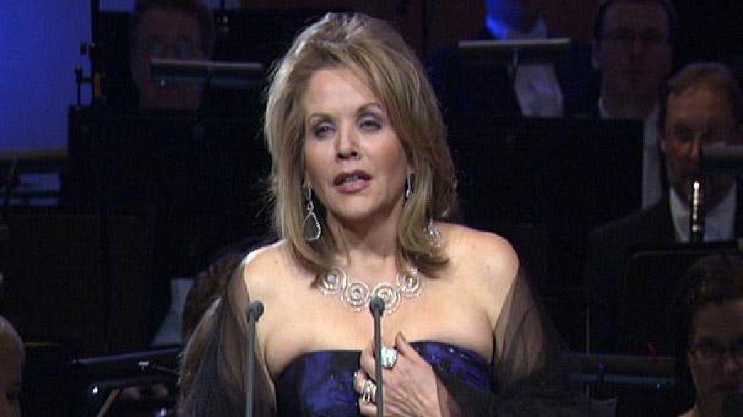 Renée Fleming, la voz de una soprano