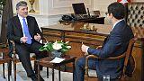 Абдулла Гюль: ЕС - по-прежнему приоритет Турции