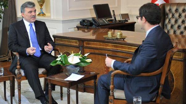 """Abdullah Gul: """"Consideramos a União Europeia uma razão de Estado"""""""