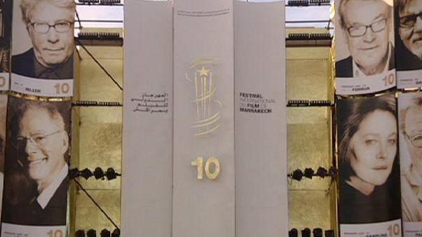 إنطلاق فعاليات الدورة العاشرة للمهرجان الدولي للفيلم في مراكش