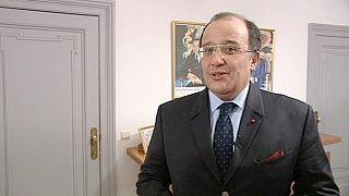Euronews interviews Taib Fassi Fihri
