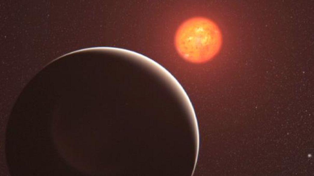 À procura de exoplanetas