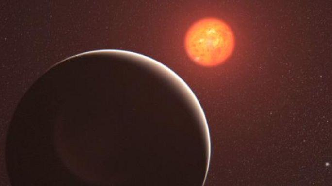 البحث عن كواكب الفضاء الخارجي