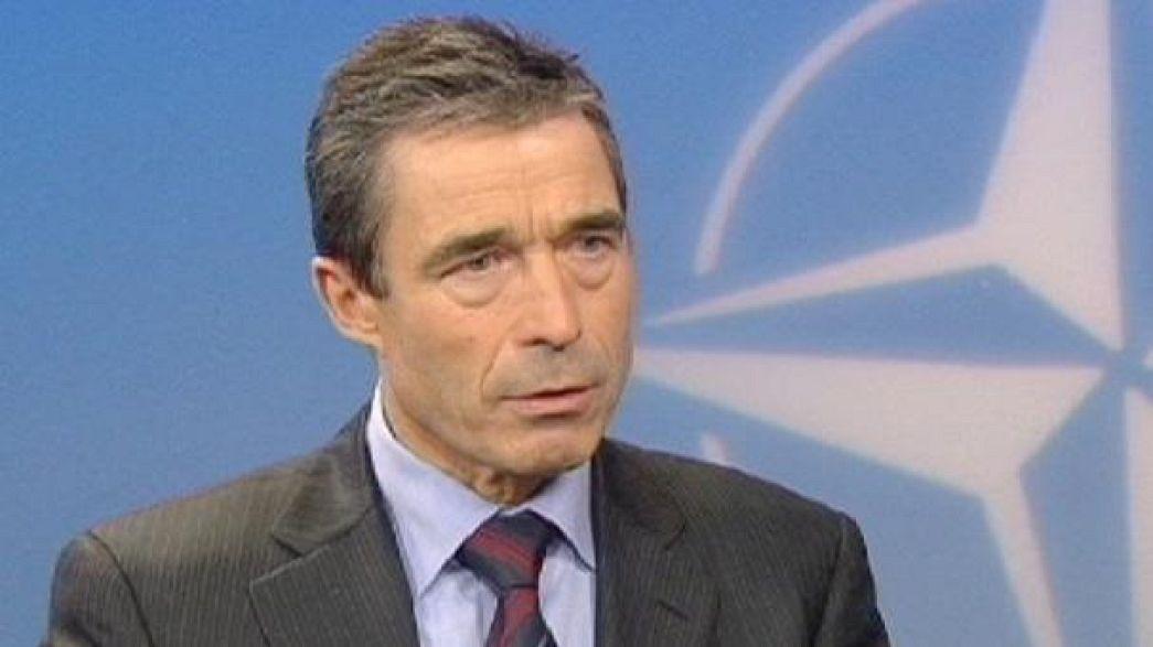 """Rasmussen: """"WikiLeaks hat keine Auswirkungen auf die NATO-Politik"""""""