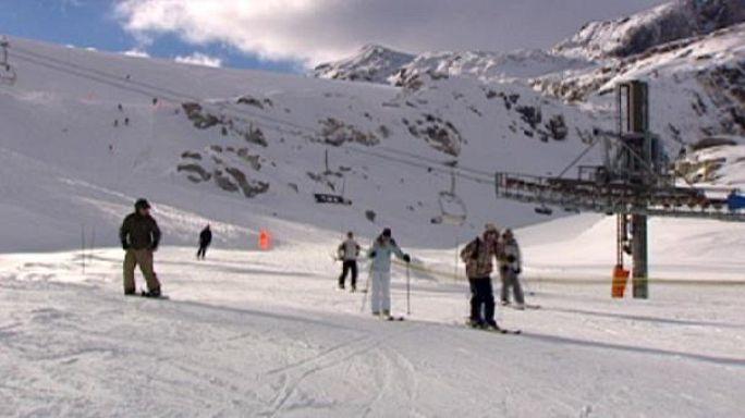 Können Skistationen 'grün' sein?