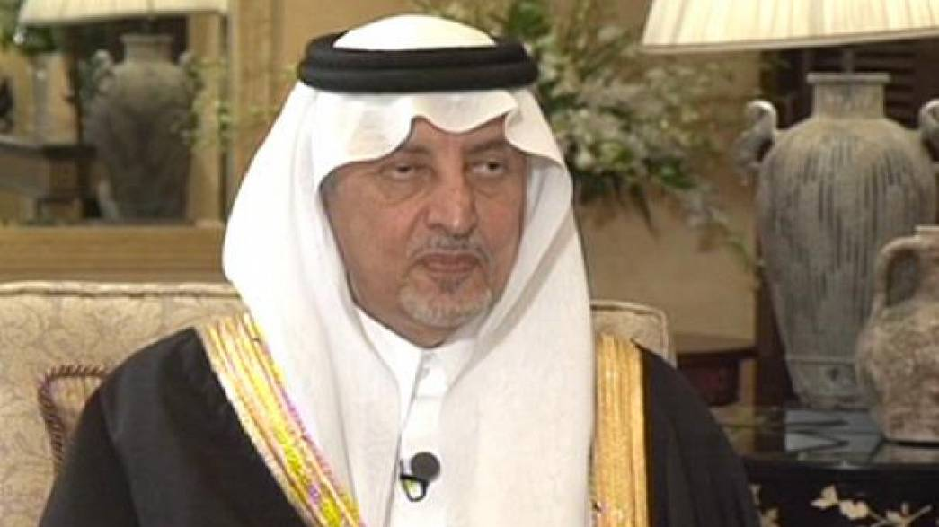 """Khaled Al Faisal: """"vogliamo mostrare la vera immagine degli arabi"""""""