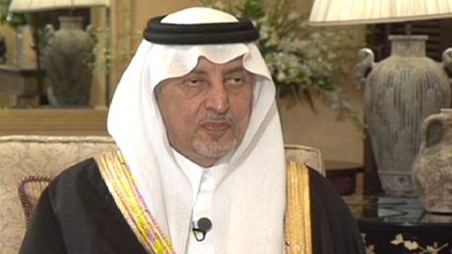 """Prince Fayçal : """"Nous espérons parvenir à montrer le vrai visage de l'homme arabe"""""""