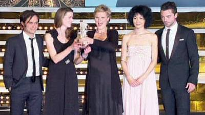 Malkovich awards 'best cast' gong in Marrakech