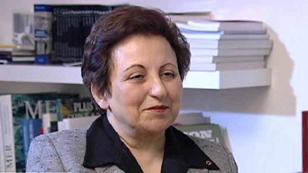"""Shirin Ebadi: """"los derechos humanos son un código internacional de conducta"""""""
