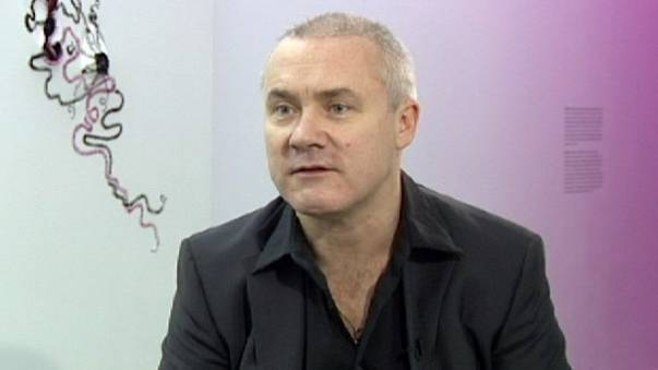 Damien Hirst on art sharks and cash cows