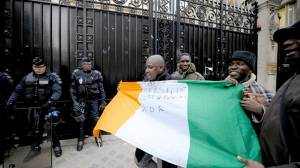 Ouattara supporters occupy Ivorian embassy in Paris