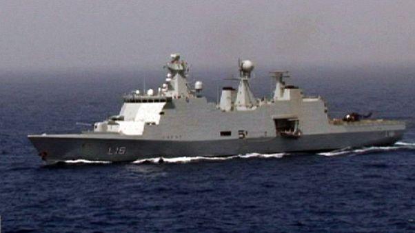 Guerra ai pirati. Viaggio in Somalia con la Nato