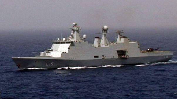 Hot pursuit: tracking the Somali pirates