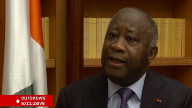"""Özel - Laurent Gbagbo: ''Dış baskılar bizi iç savaşa itiyor"""""""