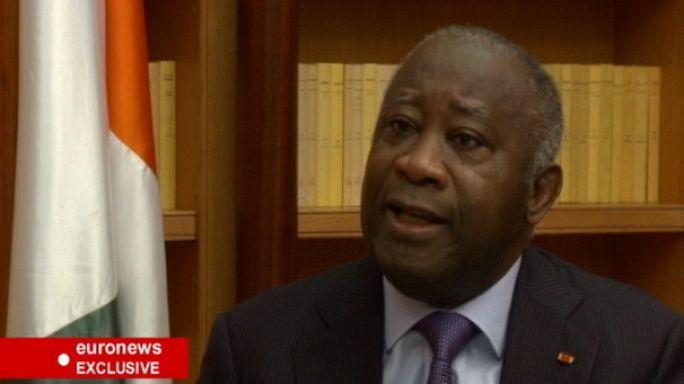 EXCLUSIVO - Laurent Gbagbo defende recontagem dos votos
