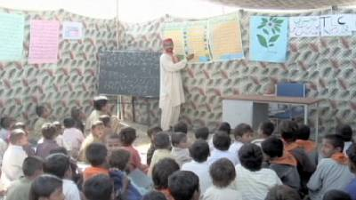 Emergency education after disasters
