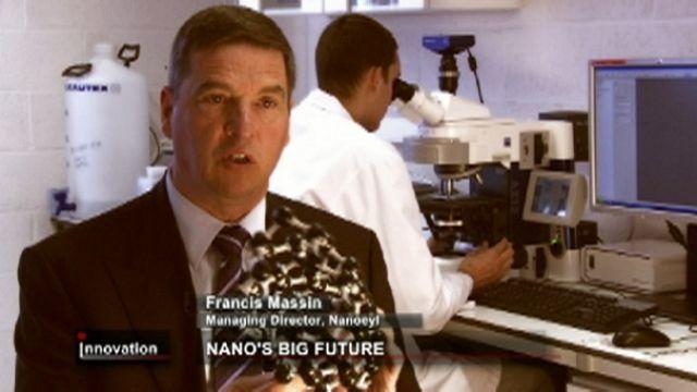 Innovation: Mikro dünya Nano'dan günlük hayata merhaba
