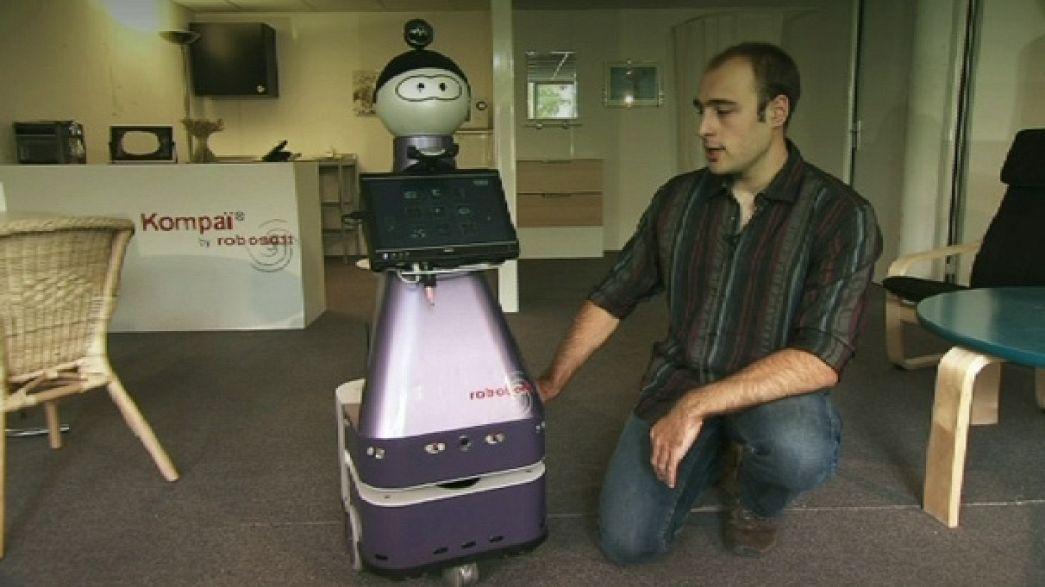 Tu amigo robot