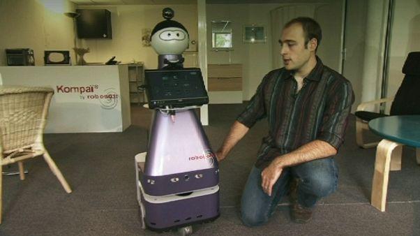 روبات ها دستیارانی همیشه در صحنه