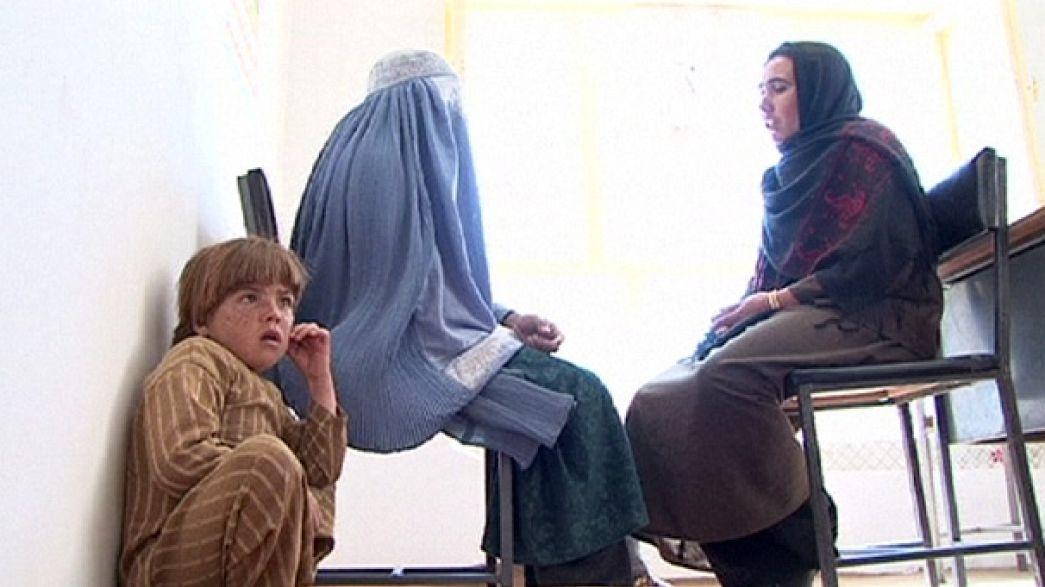 Die verletzten Seelen der Afghanen