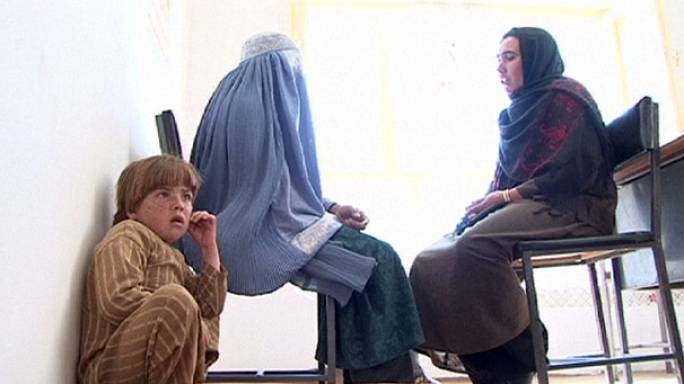 Борьба за здоровье афганцев