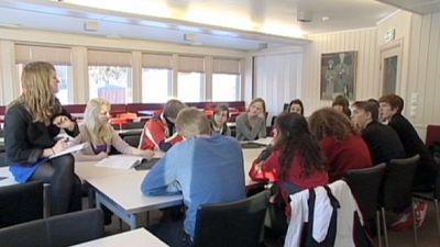 A voz da Europa na educação