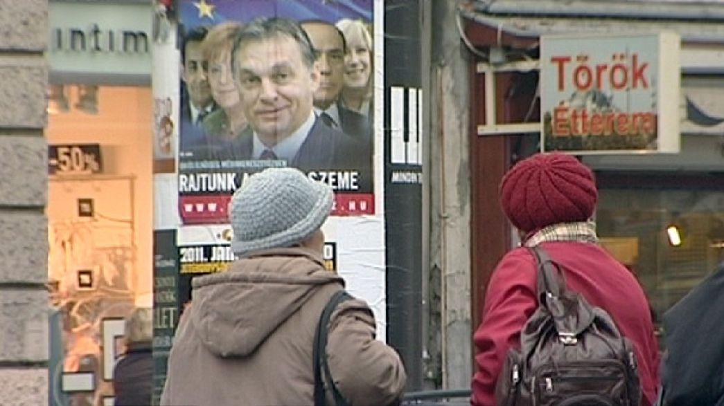 Rechtsruck in Ungarn
