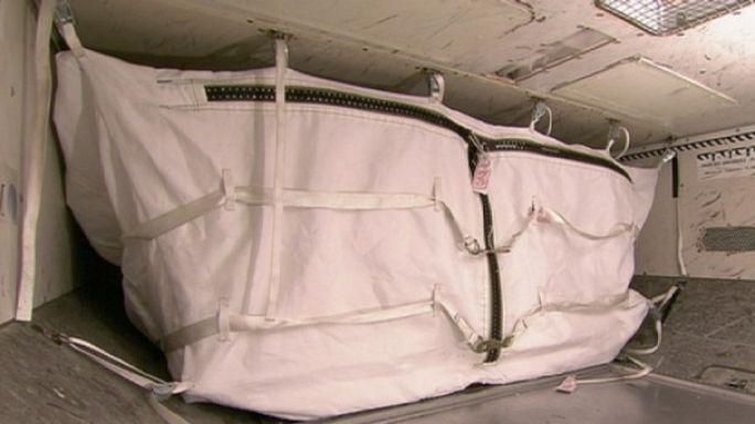 نظام أوروبي لحماية الطائرات من الحقائب الناسفة