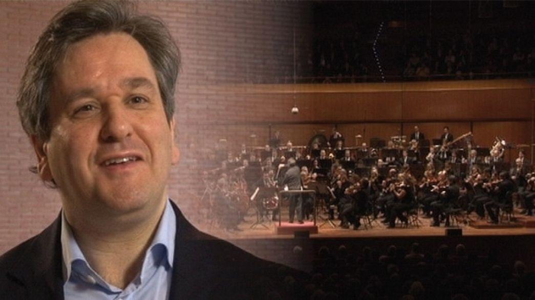 Antonio Pappano dirige la Sesta di Mahler