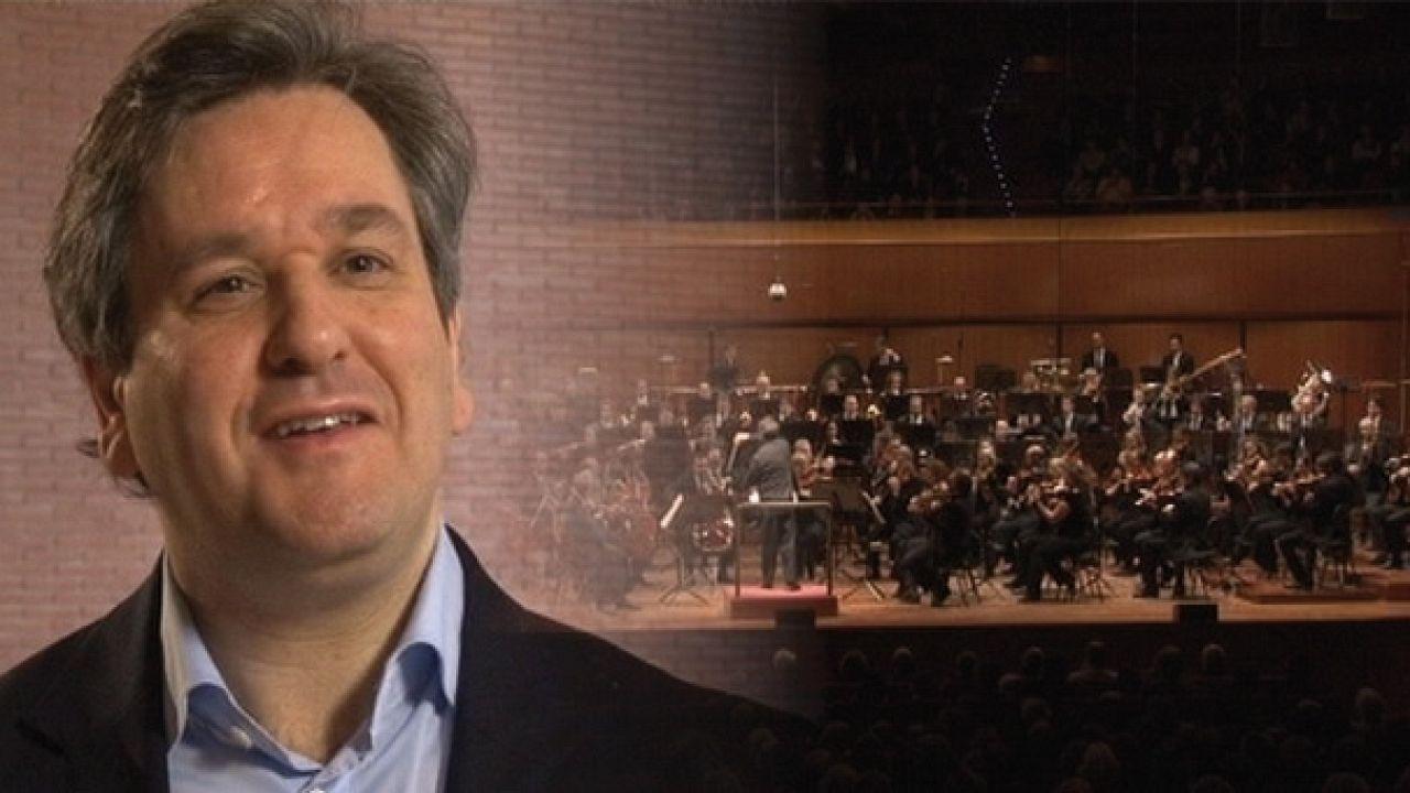 Antonio Pappano dirige la sexta de Mahler