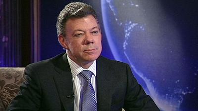 Anti-drugs hesitation puzzles Colombia's Santos