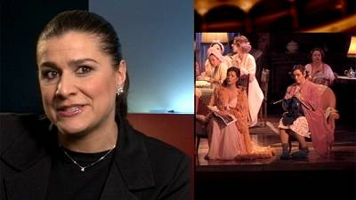 Cecilia Bartoli on Rossini's seductive 'Comte Ory'