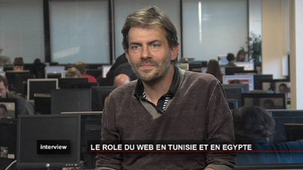 Tunisia, Egypt and the Internet. Interview with Dominique Cardon