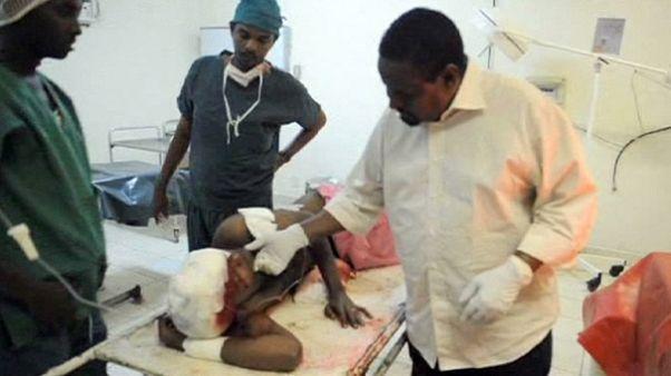 """مستشفى """"المدينة"""" في موقاديشو: شاهد على مأساة عمرُها 20 عاما"""