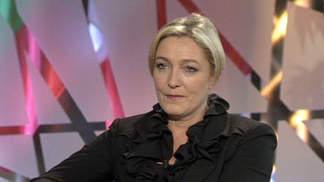 """Marine Le Pen: """"Acredito que a União Europeia está morta"""""""