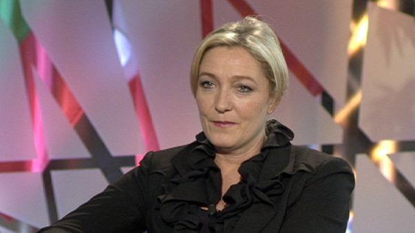"""Marine Le Pen, Présidente du Front National : """"L'Union européenne est morte"""""""