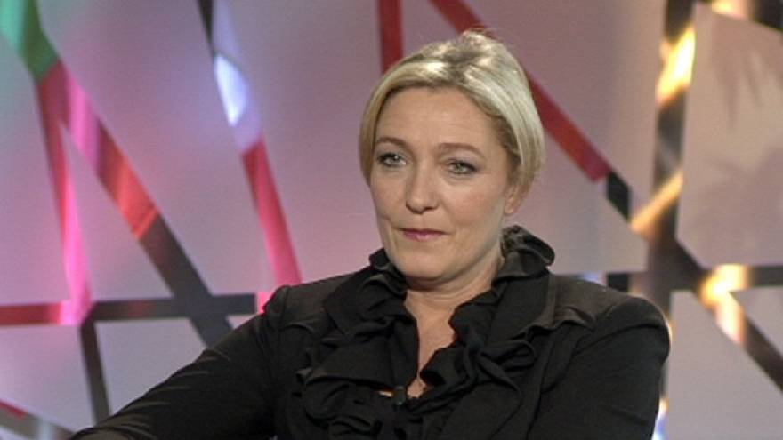 Marine Le Pen next French President?